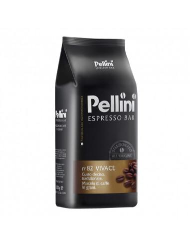 بليني كافيه إسبريسو بار رقم 82 فيفاتشي - حبوب قهوة كاملة عبوة