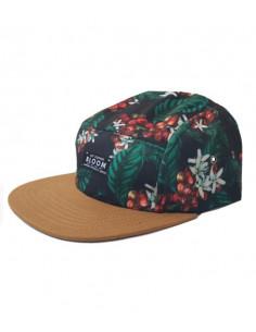 """قبعة """"لت كوفي بلوم"""" المكونة من خمسة أجزاء"""