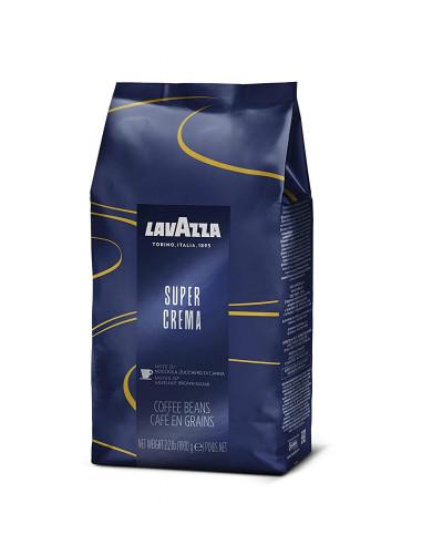Lavazza Super Crema Whole Bean Coffee 1kg