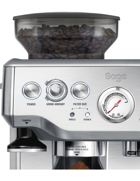 Buy Sage The Barista Express SES875BSS (Breville) in Saudi