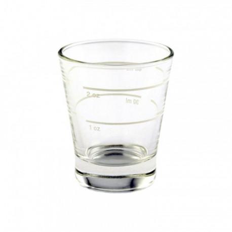 Ascaso V.6273 Glass Espresso Shot Cup -  30/60 ml