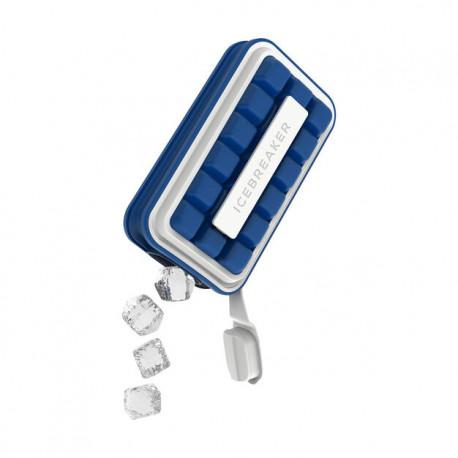 Icebreaker Pop Ice Cube Tray & Server - Water Blue