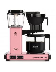 موكا ماستر - محضّرة القهوة الأوتوماتيكية مع إبريق زجاجي