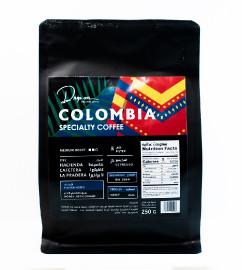 دريب اون حبوب قهوة مختصة محمصة - كولومبيا 250جرام